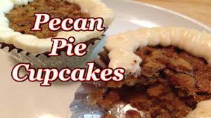 paula deen thanksgiving pecan pie pecan pie cupcakes youtube