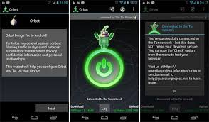 how to configure orbot on android app tor via orbot