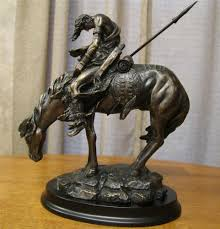 horse statues for home decor end of the trail ebay