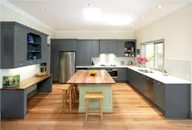 kitchen setting ideas stock photos kitchen setting beautiful modern loft view photo