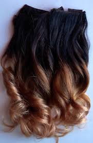 ombre hair extensions dyeing ombre hair extensions