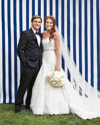 themed weddings a formal tennis themed wedding in st louis martha stewart weddings