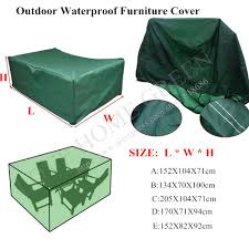 Patio Furniture Covers Online Get Cheap Cover For Garden Furniture Aliexpress Com