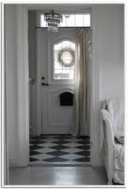 half door curtain panels home design ideas in front door curtain