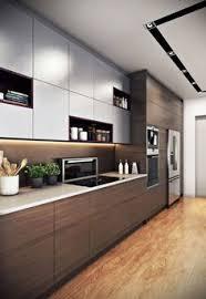 interior kitchen lacquered linear kitchen system composition 06 pedini kitchen