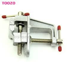 online shop 35mm mini tool vice aluminum small clamp on table