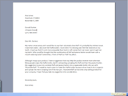 Writing A Business Email by 7 Best Images Of Formal Letter For You We Can Do Anything How Do