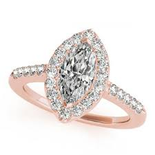 marquise cut engagement rings 0 35ctw sphere marquise cut engagement ring in 14k