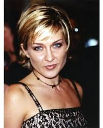 back view of amy carlson hair bargains 24 off amy carlson posed in dress portrait photo print