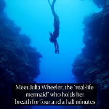 a real life mermaid actually condé nast traveler