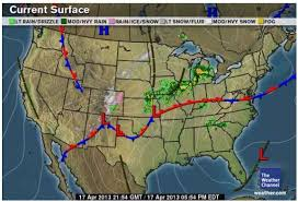 us weather map for april lake effect winds 20 degrees warmer in just two days your
