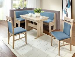 Esszimmergruppe Grau Eckbankgruppe Sabine Eiche Blau 2x Stuhl Tisch Bank Essgruppe