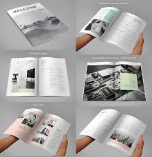 30 creative magazine print layout templates for free free