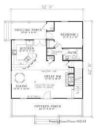 small cottages floor plans small cottage house plans with amazing porches