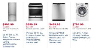 best washer deals black friday best buy deals are starting what can we expect canada