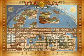 legend of zelda map with cheats hand drawn hyrule maps open for pre order zelda universe