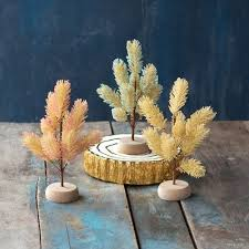 vintage style twig trees set 3 twig tree and products