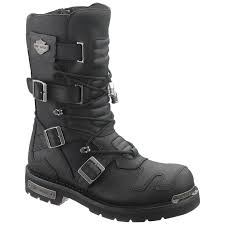 men s tall motorcycle riding boots harley davidson mens 10 tall axel riding black leather motorcycle