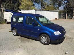 volkswagen caddy 2009 minivan 1 9l diesel automatic for sale