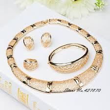 aliexpress buy fashion big size 18k gold plated men new arrival costume jewelry sets 18k gold plated fashion