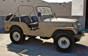 desert tan jeep liberty cj5 1975 complete and ready to go with extras