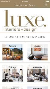Interior Design Magazines Luxe Interiors Design Magazine On The App Store
