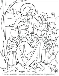 Jesus Drawing Meme - jesus and children coloring page god pages free home improvement