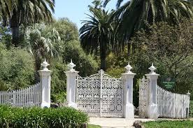 Williamstown Botanic Gardens Gates To The Williamstown Botanical Gardens Mapio Net