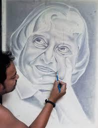 18 beautiful artistic tributes to dr apj abdul kalam the