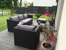 canapé de jardin castorama salons de jardin castorama lovely chaise jardin castorama lovely
