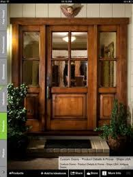 Front Door Design Photos Another Favorite Door Style And It Provides More Privacy But Still