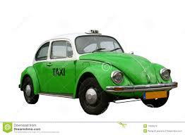 volkswagen beetle clipart vw beetle taxi royalty free stock photos image 14206278
