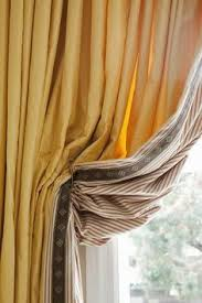 Sunshine Drapery Glorious Window Treatment And Beautiful Vintage Vignette In Blues