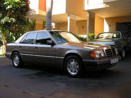 1992 mercedes 300e review auto cars