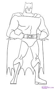 batman drawings for kids free download