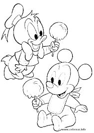 baby mickey mouse coloring pages free printable minnie mouse coloring pages for kids