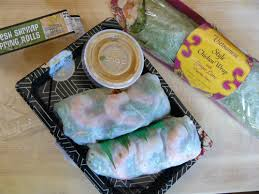where to buy rice wrappers vaguely lunch from trader joe s viet world kitchen