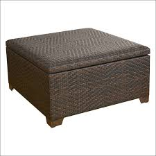Patio Chair With Ottoman Beautiful Outdoor Ottoman With Storage 36 For Your Patio Furniture
