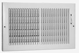 667 baseboard register lima