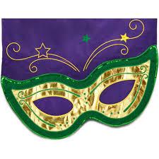 green mardi gras mask sparkling mardi gras mask large flag mardigrasoutlet