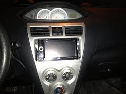 Yaris Sedan 2008 What Do I Need To Make My Navigation Unit Fit In My 2008 Yaris