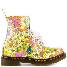 dr martens womens boots size 9 pascal yellow vintage dr martens 149 99 free shipping