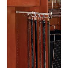 organizing closet storage u0026 organizers tie scarf belt racks