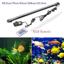 color changing led fish tank lights rgb remote color changing led aquarium fish tank light lighting