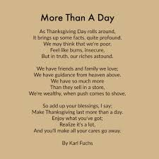 thanksgiving may biased but isn t this sooooo in poems