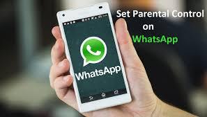 set parental control on whatsapp wikigain