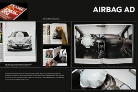 peugeot ad peugeot airbag ad some of my works in english