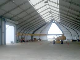 workshop buildings temporary construction shelters sprung