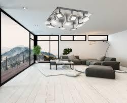 Led Deckenbeleuchtung Wohnzimmer Deckenleuchte Wohnzimmer Modern Home Design Inspiration Und