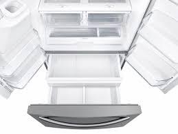 Best French Door Refrigerator Brand - 24 cu ft capacity 3 door french door refrigerator with family